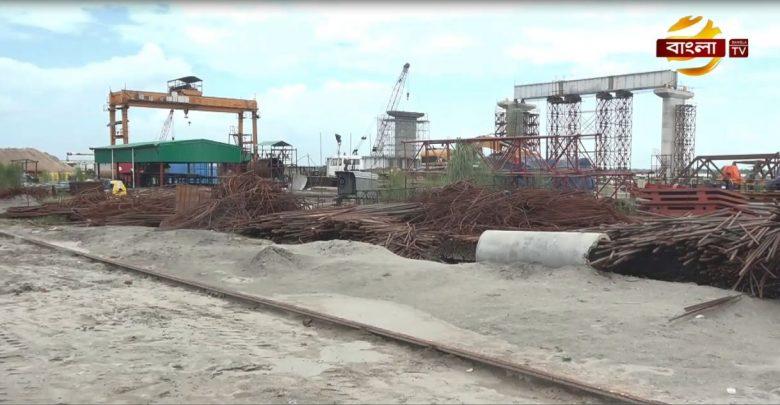 khulna mongla port rail line project