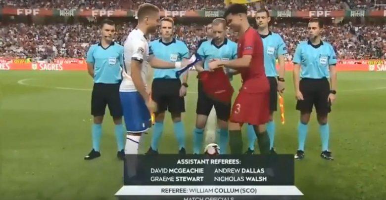 Portugal vs Italy