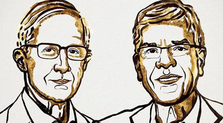 Photo of অর্থনীতিতে যৌথভাবে নোবেল পুরস্কার পেয়েছেন যুক্তরাষ্ট্রের দুই অর্থনীতিবিদ