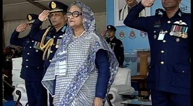 'বঙ্গবন্ধু কমপ্লেক্সে'র উদ্বোধন করলেন প্রধানমন্ত্রী
