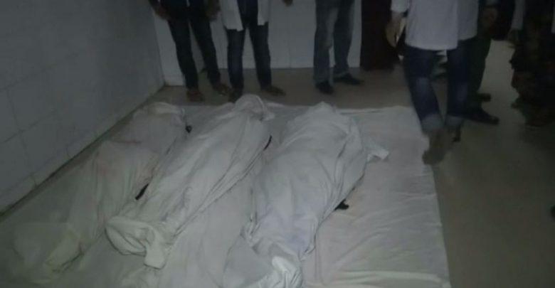 সিরাজগঞ্জে ত্রিমুখী সংঘর্ষে পাঁচ নারী নিহত
