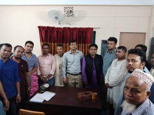 চাটখিলে 'ডা. সিরাজুল ইসলাম ফ্রি ডক্টরস চেম্বার' উদ্বোধন