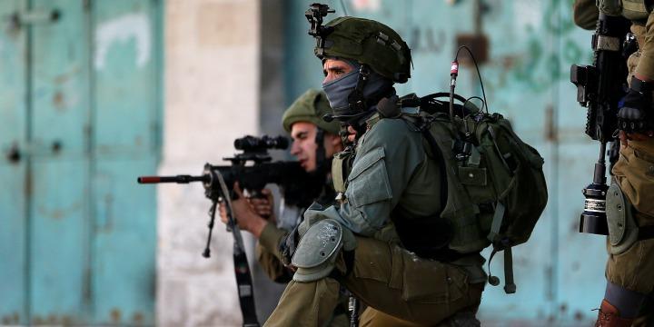 ইসরাইলিবাহিনীর গুপ্ত হামলায় ফিলিস্তিনি নিহত