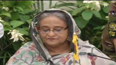 Photo of জলবায়ুর ঝুঁকি মোকাবেলায় বিভিন্ন পদক্ষেপ নিয়েছে বাংলাদেশ: প্রধানমন্ত্রী
