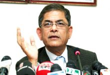 'নির্বাচন কমিশন অসহায়: মির্জা ফখরুল