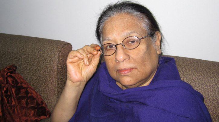 Photo of কথা সাহিত্যিক রিজিয়া রহমান মারা গেছেন