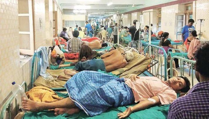 Photo of ডেঙ্গু আক্রান্ত অনেকের ঈদের দিন কাটবে রাজধানীর হাসপাতালেই