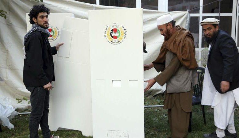 Photo of আফগানিস্তান নির্বাচন : ২০ শতাংশ ভোটার উপস্থিতি