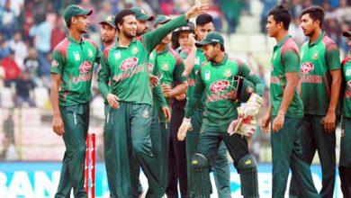 Photo of ভারতের বিপক্ষে টি টোয়েন্টি সিরিজের স্কোয়াড ঘোষণা