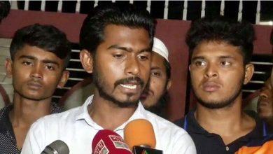 Photo of 'দলীয় লেজুড়বৃত্তিক রাজনীতি চর্চা বন্ধ হোক'