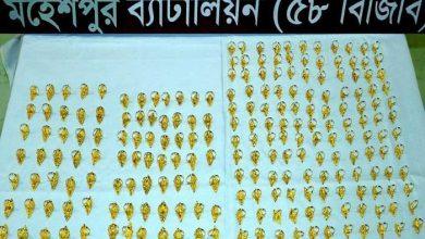 Photo of ঝিনাইদহে ৩০ লাখ টাকার সোনার আংটি উদ্ধার