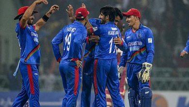 Photo of ওয়েস্ট ইন্ডিজের বিপক্ষে আফগানিস্তানের জয়