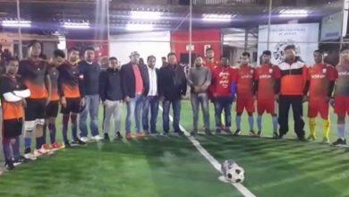 Photo of লেবাননে বাংলাদেশিদের উদ্যোগে প্রীতি ফুটবল ম্যাচ