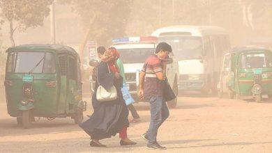 Photo of উন্নয়নের নামে খোঁড়াখুঁড়িতে ধুলোর নগরীতে পরিণত চট্টগ্রাম