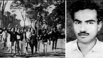 Photo of শহীদ আসাদ দিবস মুক্তি সংগ্রামে তাৎপর্যপূর্ণ দিন