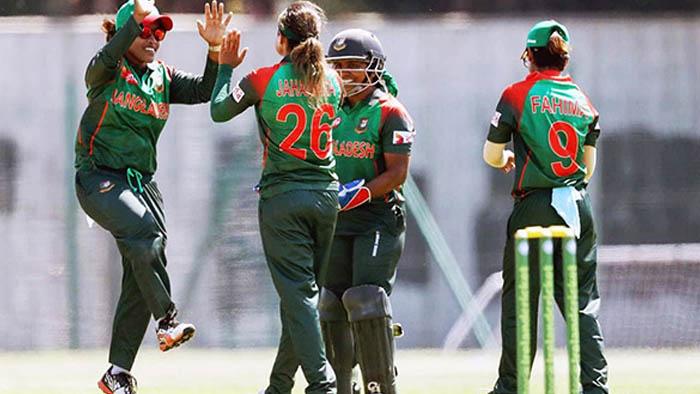 Photo of থাইল্যান্ডের বিপক্ষে জয় পেয়েছে নারী ক্রিকেট দল