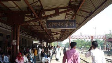 Photo of ব্রাহ্মণবাড়িয়া রেলষ্টেশনে ভোগান্তিতে যাত্রীরা
