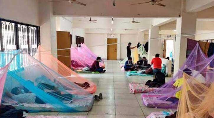 Photo of স্বাস্থ্য পরীক্ষা শেষে ছাড়া পাবে চীন ফেরত ৩১২ জন