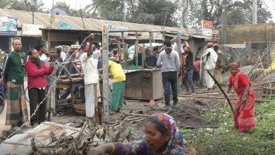 Photo of কুড়িগ্রামে পানি উন্নয়ন বোর্ডের উচ্ছেদ অভিযান