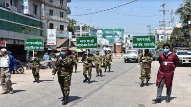 Photo of রাজধানীতে আইন-শৃঙ্খলা বাহিনীর টহল