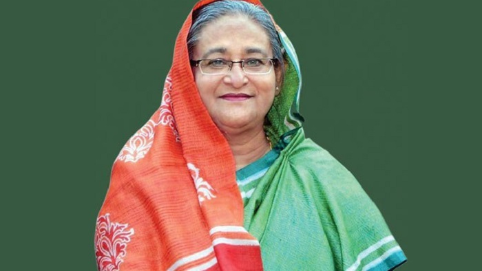 Golden Bangladesh under the magnanimous leadership of Prime Minister Sheikh Hasina 1909280517