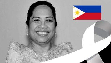 Photo of করোনায় মারা গেলেন ফিলিপাইনের রাষ্ট্রদূত বার্নার্ডিটা কাতাল্লা