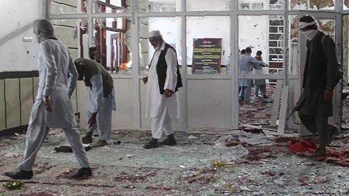 Photo of আফগানিস্তানের মসজিদে মুসল্লিদের ওপর হামলা