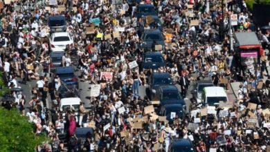 Photo of প্রতিবাদের আগুন ইউরোপের অন্য দেশগুলোতেও