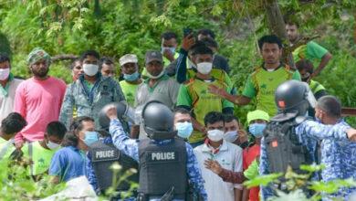 Photo of মালদ্বীপে ৩৯ বাংলাদেশিকে গ্রেফতার