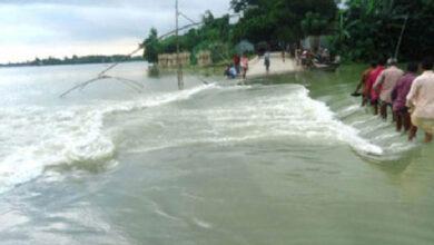 Photo of পাহাড়ি ঢলে বিপাকে উত্তরাঞ্চল