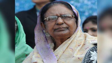 Photo of সাহারা খাতুন মারা গেছেন