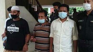 Photo of মেজর সিনহা নিহতের ঘটনায় ৩ জনকে গ্রেফতার