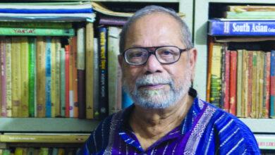 Photo of করোনায় মারা গেলেন চিত্রশিল্পী মুর্তজা বশীর