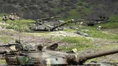 Photo of যুদ্ধে জড়িয়ে পড়েছে আর্মেনিয়া-আজারবাইজান