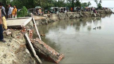 Photo of তিস্তার করাল গ্রাসে ভিটেমাটি হারা ৪ শতাধিক পরিবার
