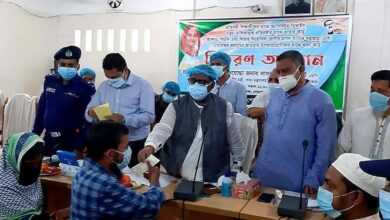 Photo of নিরাপদ খাদ্য ব্যবস্থাপনা গড়তে কাজ করছে সরকার: খাদ্যমন্ত্রী