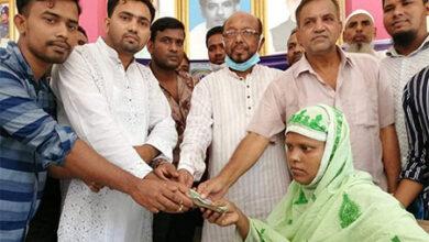 Photo of মাদারীপুরে প্রবাসীদের উদ্যোগে গড়ে উঠেছে স্বেচ্ছাসেবী সংগঠন