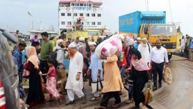 Photo of শিমুলিয়া-কাঁঠালবাড়ি রুটে ৪০ ঘণ্টা পর যান চলাচল স্বাভাবিক