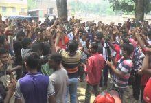 Photo of মেহেরপুরে স্ট্যাম্প ব্যাবসায়ীর বিরুদ্ধে বিক্ষোভ