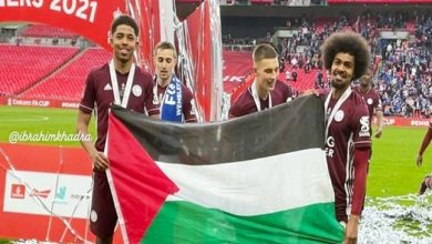 hamza palestine
