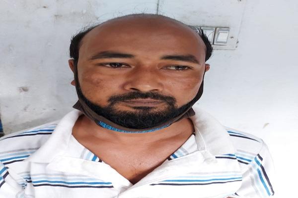Arrested Sohel 1