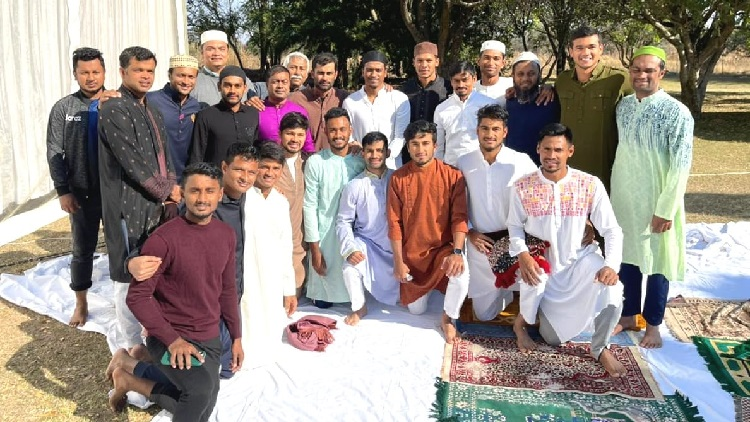 eid cricket
