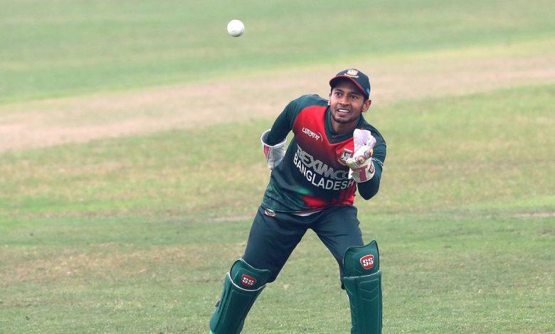 prothomalo bangla 2021 07 b1d4fe49 910e 4140 9ec2 f23fec14f768 Mushfiq Reacts During 1st ODI at SBNCS 1