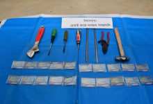 dhaka thief arrest